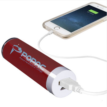 USB power bank from PrintedRevolution.com