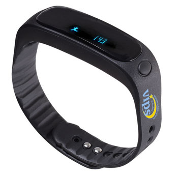 Custom branded fitness bands from PrintedRevolution.com
